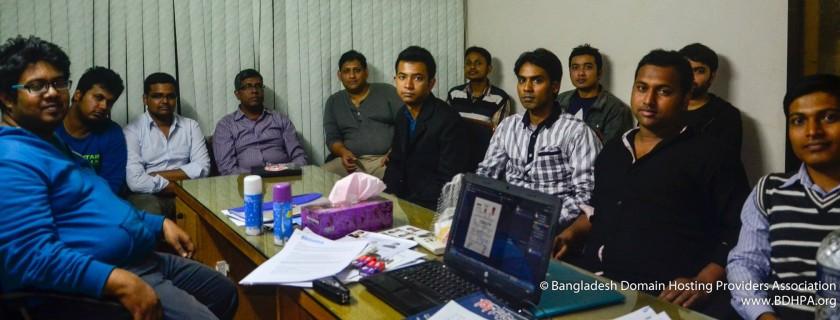 Convener Committee Established by General Member